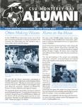 CSU Monterey Bay Alumni Association, Spring 2001 by California State University, Monterey Bay