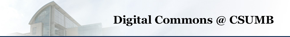 Digital Commons @ CSUMB