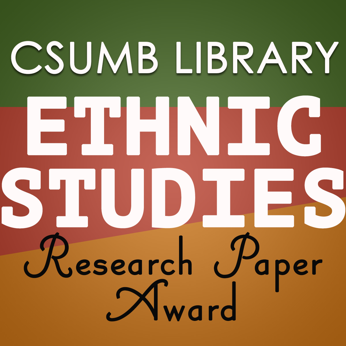 Ethnic Studies Award