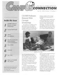 Campus Connection, April 20, 2000, Vol. 1 No. 9 by California State University, Monterey Bay