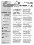 Campus Connection, August 24, 2000, Vol. 2 No. 1