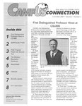 Campus Connection, October 6, 2000, Vol. 2 No. 3 by California State University, Monterey Bay
