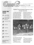 Campus Connection, November 3, 2000, Vol. 2 No. 5 by California State University, Monterey Bay