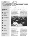 Campus Connection, December 18, 2000, Vol. 2 No. 8 by California State University, Monterey Bay