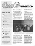 Campus Connection, January 22, 2001, Vol. 2 No. 9
