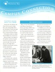 Campus Connection, August 2003, Vol. 5 No. 1 by California State University, Monterey Bay