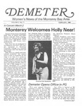 Demeter, vol. 2 no. 11