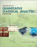 Introduction to Quantitative Statistical Analyses by William P. Wallace and Jill Yamashita