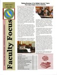 Faculty Focus, October 2001, Vol. 1 No. 2 by California State University, Monterey Bay