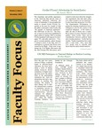 Faculty Focus, November 2001, Vol. 1 No. 3 by California State University, Monterey Bay