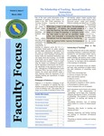 Faculty Focus, March 2002, Vol. 1 No. 4 by California State University, Monterey Bay