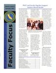 Faculty Focus, November 2002, Vol. 2 No. 2 by California State University, Monterey Bay