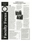 Faculty Focus, April 2003, Vol. 2 No. 4 by California State University, Monterey Bay