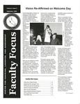 Faculty Focus, September 2003, Vol. 3 No. 1
