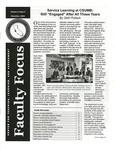 Faculty Focus, November 2003, Vol. 3 No. 2 by California State University, Monterey Bay