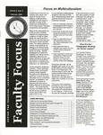 Faculty Focus, February 2004, Vol. 3 No. 3 by California State University, Monterey Bay