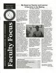 Faculty Focus, September 2004, Vol. 4 No. 1