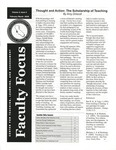 Faculty Focus, February/March 2005, Vol. 4 No. 3 by California State University, Monterey Bay