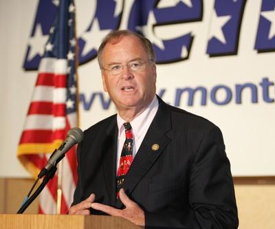Sam Farr, Monterey Democrats