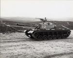 Photograph of a Tank