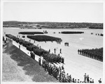 Photograph of U.S. Army Inductees at Fort Ord