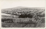 Photographic Postcard of Fort Ord 1940