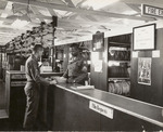 Photograph of Audiovisual Center at Fort Ord