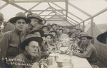 Mess Hall, Camp Gigling, Cal. by Edmond Wilkie