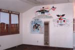 Photograph of Interior Mural in Bldg. 2181