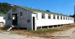 Former POW Camp: Bldg. 26 Exterior, Northwest Corner