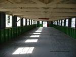 Former POW Camp: Bldg. 26 Interior