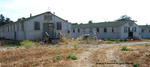Former POW Camp: Bldgs. 28, 26 North Exterior View