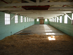 Former POW Camp: Interior