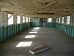 Former POW Camp: Interior South View