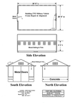Frame and Alignment Repair Schematic by U.S. Army, Directorate of Engineering and Housing