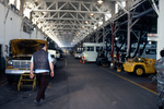 Vehicle Repair Interior 1990s