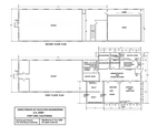 Finance Office Schematic 2, Bldg. 2437