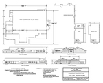 Exchange One Stop Schematic 2, bldg. 2450