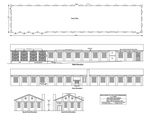 Commissary Schematic by U.S. Army, Directorate of Engineering and Housing