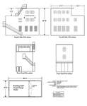 Target Testing Bldg. 2425 Schematic by U.S. Army, Directorate of Engineering and Housing