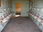 Sink Area, Enlisted Latrines, East Garrison 5