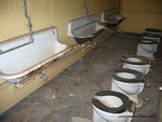 Urinals, Enlisted Latrines, East Garrison 9