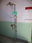 Hazardous Waste Bldg. 111 Emergency Wash by Dennis Sun