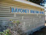 Bayonet Briefing Room N Exterior Bldg. 2797