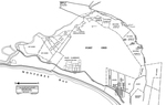 Fort Ord Vicinity Map 1941 by U.S. Army, Directorate of Engineering and Housing