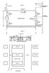 Hazardous Chemical Storage Yard Schematic