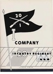 Fort Ord Yearbook: Company I, 20th Infantry Regiment, 6th Infantry Division, 17 August 1953 - 5 December 1953