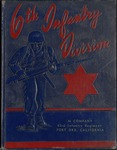 Fort Ord Yearbook: Company M, 63rd Infantry Regiment, 6th Infantry Division, 30 November 1953 - 23 January 1954
