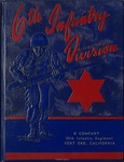 Fort Ord Yearbook: Company H, 20th Infantry Regiment, 6th Infantry Division, 26 October 1953 - 19 December 1953