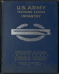 Fort Ord Yearbook: Headquarters & Headquarters Company, 1st Battle Group, 1st Brigade, 14 December 1959 - 20 February 1960